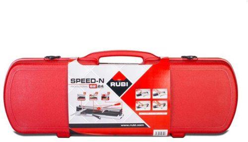 RUBI 14985 Cortadora manual con maleta