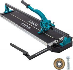 Bisujerro Cortadora de Azulejos 35mm-1000mm Máquina para Cortar Azulejos con Láser Cortador de Azulejos Manual Cortadora de Cerámica