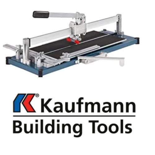 cortador de azulejos Kaufmann, comprar cortadores de azulejos Kaufmann